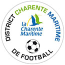 DISTRICT DE LA CHARENTE-MARITIME DE FOOTBALL