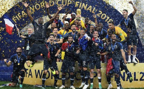 L equipe de france est championne du monde district de la charente maritime de football - Dotation coupe de france ...